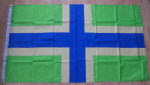 Gloucestershire Large County Flag - 5' x 3'.